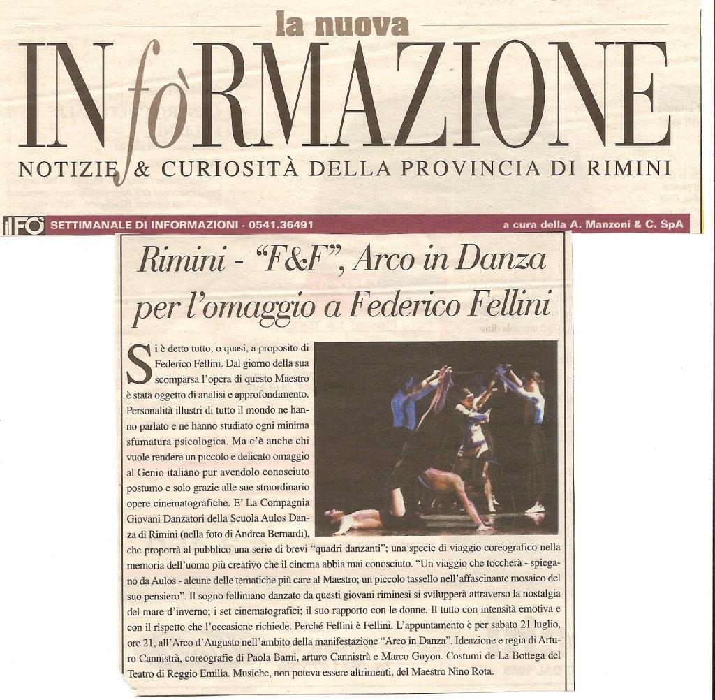 F & F - InFOrmazione 2007