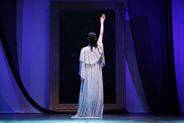 """Margherita e Armand Twilight Songs 18.05.2008 Compagnia di Balletto """" Bami Guyon"""" Coreografie: Marco Guyon - Paola Bami - Arturo Canistra'"""