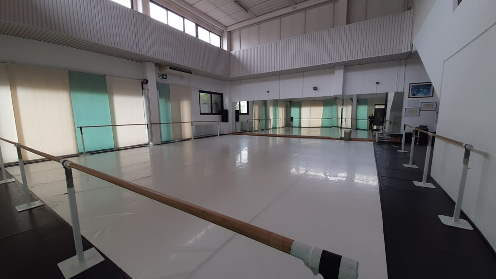 Aulos Danza Rimini - la nostra sede